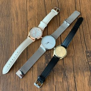 Accessories - Set of Watches